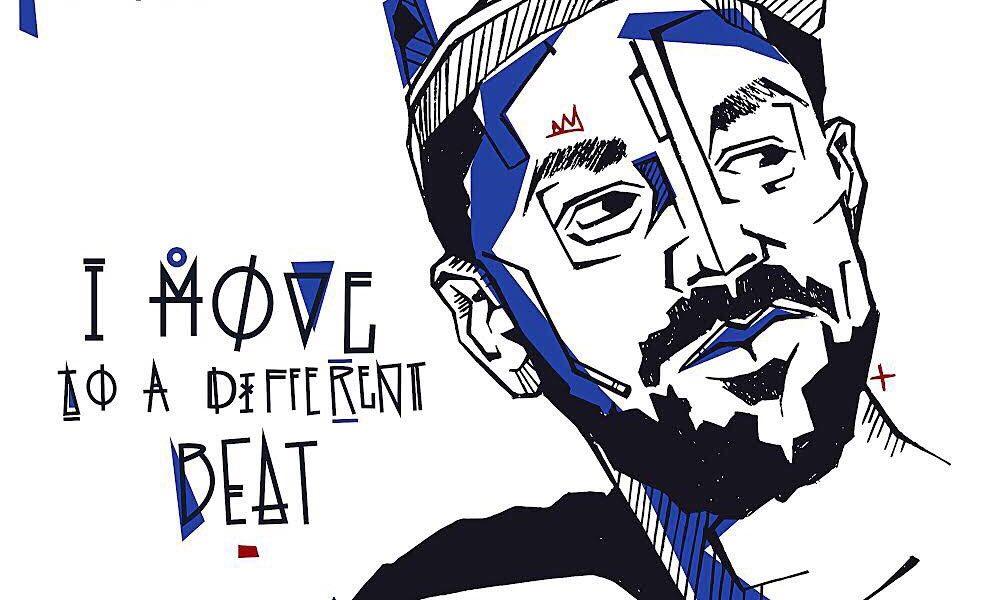 ALBUM: Kid Fonque - I Move to a Different Beat
